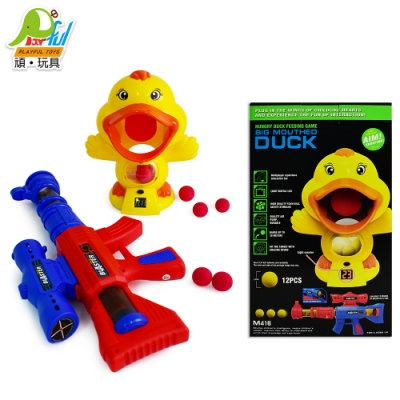 Playful Toys 頑玩具 計數打嘴鴨