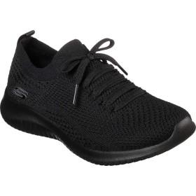 [スケッチャーズ] シューズ スニーカー Ultra Flex Statements Sneaker Black/Blac レディース [並行輸入品]