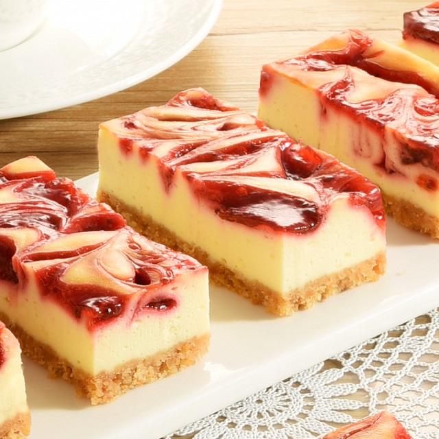 【亞尼克】草莓 起司磚