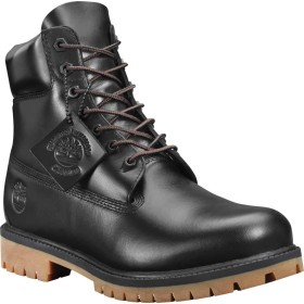 [ティンバーランド] シューズ ブーツ・レインブーツ 6 Heritage Waterproof Boot Black Prem メンズ [並行輸入品]