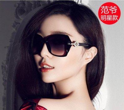 2019新款女士太陽鏡韓版防紫外線墨鏡復古長臉圓臉司機開車眼鏡CLZA4263