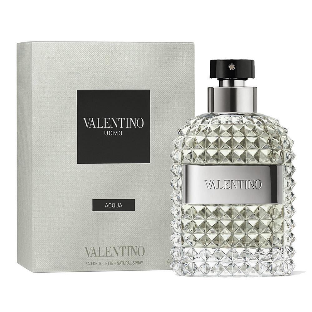 valentino uomo aqua 迷漾 男性淡香水 75ml
