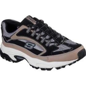 [スケッチャーズ] シューズ スリッポン・ローファー Stamina Woodmer Sneaker Taupe/Blac メンズ [並行輸入品]