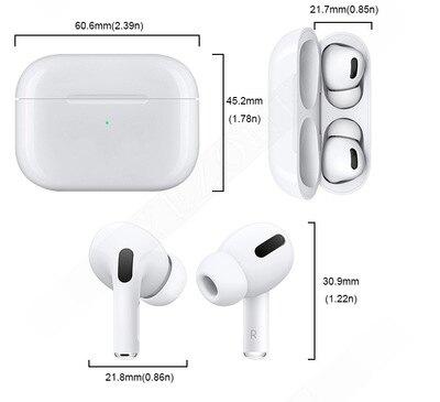 【現貨當天出】Macaw Air三代旗艦版藍芽耳機  新款Pro無線耳機   藍牙耳機  支持安卓蘋果 開蓋彈窗 觸摸按鍵【免運】
