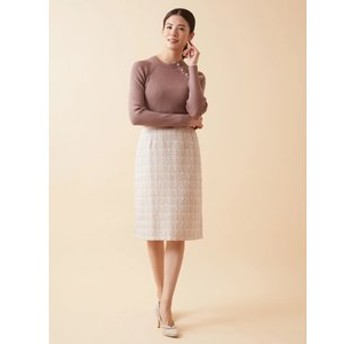 【Fabulous Angela:スカート】ラメ入りファンシータイトスカート