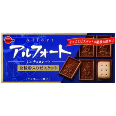 Bourbon北日本 帆船巧克力風味餅(59g)