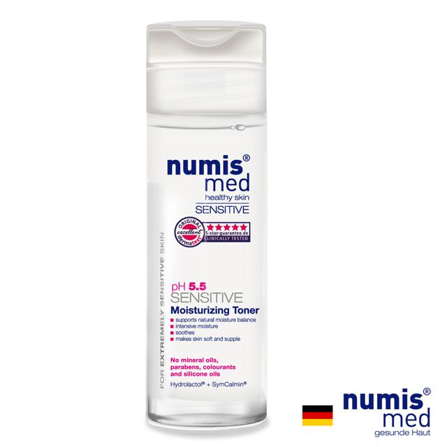 德國Numis med樂美思ph5.5極致修護保濕化妝水200ml