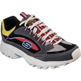 [スケッチャーズ] シューズ スニーカー Stamina Cutback Training Shoe Charcoal/R メンズ [並行輸入品]