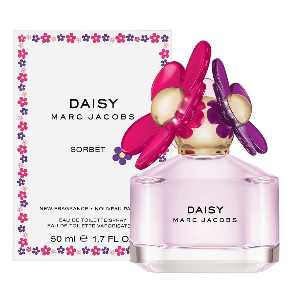 marc jacobs daisy sorbet 繽紛小雛菊 女性淡香水 50ml