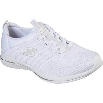 [スケッチャーズ] シューズ スニーカー City Pro Glow On Sneaker White/Silv レディース [並行輸入品]