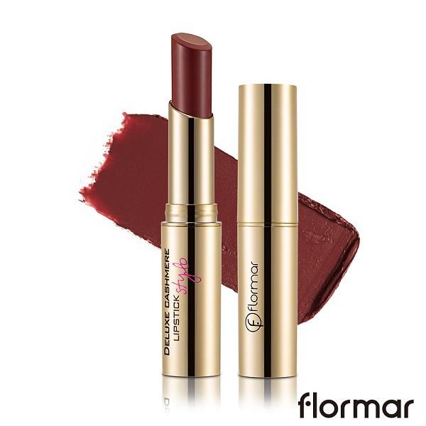 Flormar奢華絲絨唇膏DC39自由【康是美】[買1送1][下單1出貨2]