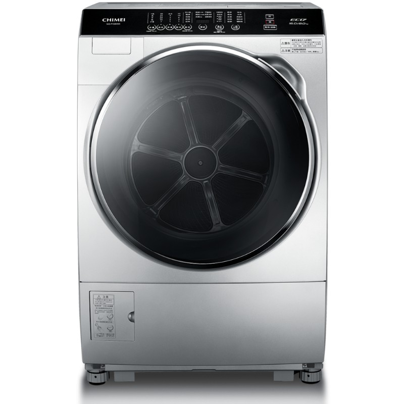 CHIMEI奇美 16公斤 滾筒式(洗脫烘)洗衣機 WS-P168WD