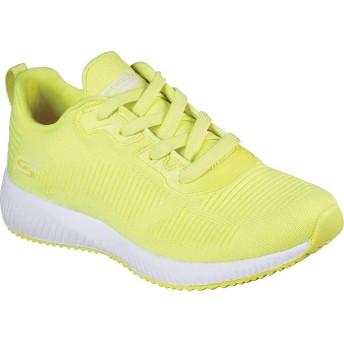 [スケッチャーズ] シューズ スニーカー BOBS Sport Squad Glowrider Sneaker Neon/Yello レディース [並行輸入品]