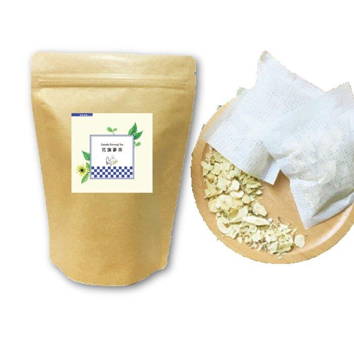 花旗蔘茶 (10g*10入) 西洋蔘 粉光蔘 花旗參 人蔘 茶包 養生茶