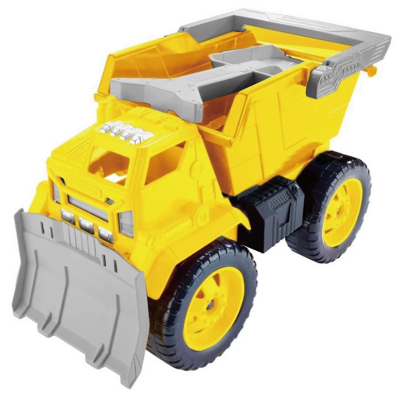 火柴盒小汽車Matchbox 砂石車附小車 玩具反斗城