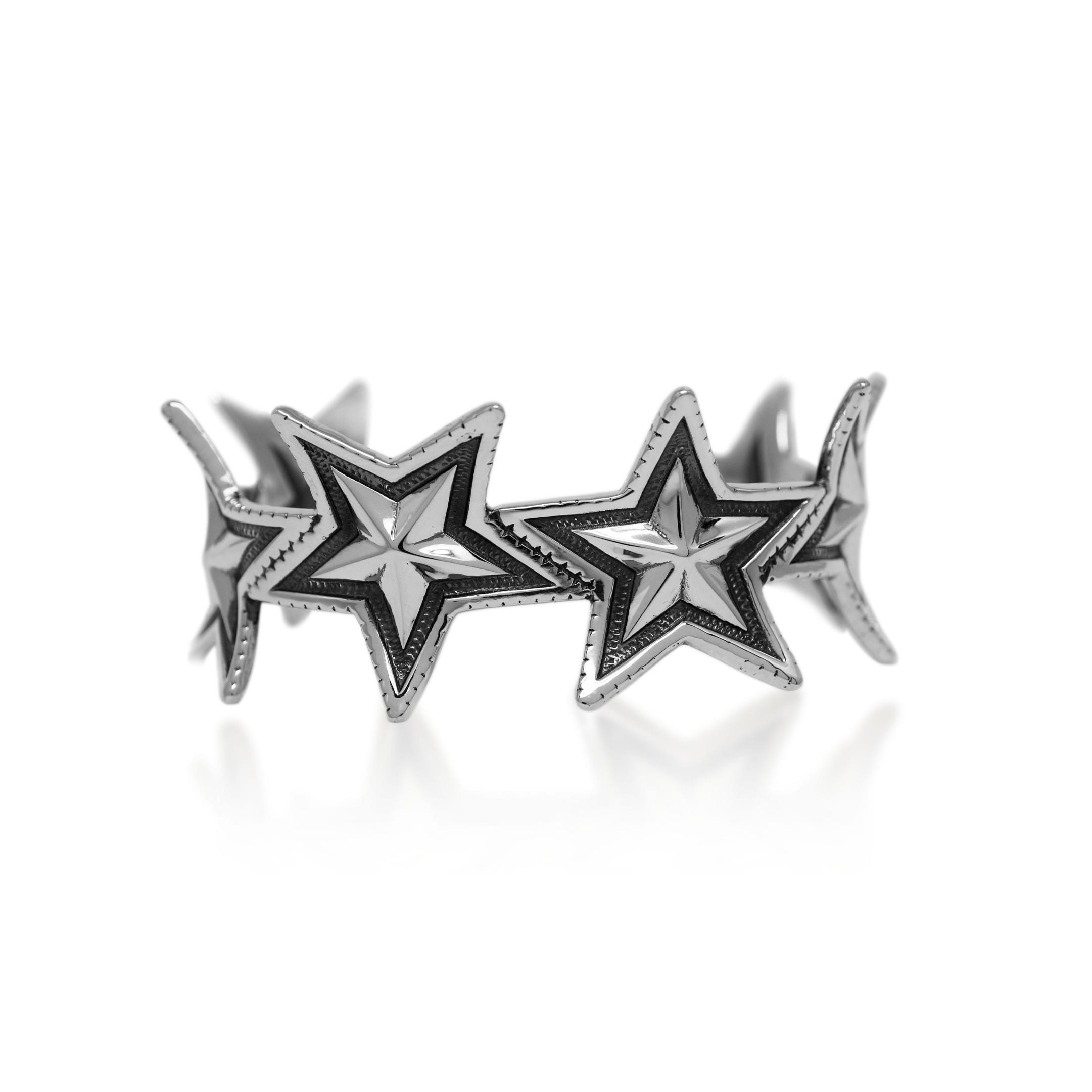 6 STAR BEND CUFF  [USD $1650]