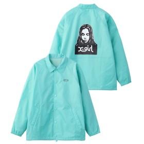 【エックスガール/X-girl】 FACE COACH JACKET