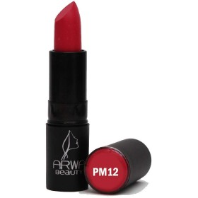 Arwa Beauty Rich Shade Powder Matte Lipstick PM12 4.3g (Pinkish Punch)