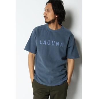【イッカ/ikka】 ミニワッフルピグメントTシャツ