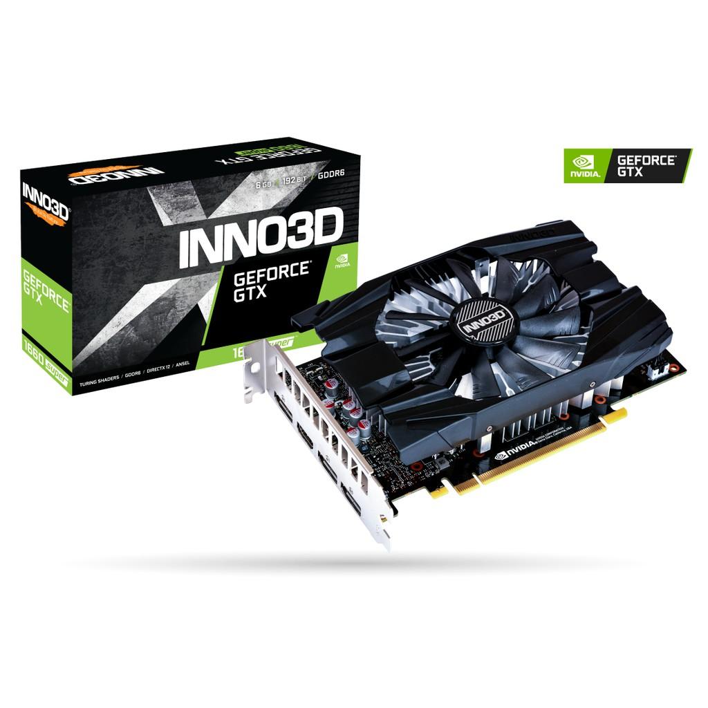 •採用INNO3D增強的背板提供強大的保護: INNO3D的增強型背板為全長PCB提供了強大的保護,並保護GPU卡免受意外敲擊的任何潛在損害。GPU Engine Specs:CUDA Cores 1