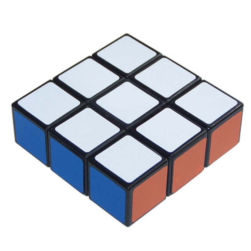 魔術方塊 Rubiks Cube 單階魔術方塊 玩具反斗城