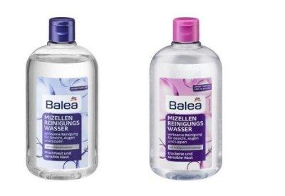 Balea 溫和保濕卸妝水 400ml