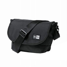 ニューエラ NEWERA ショルダーバッグ SHOULDER BAG MINI ショルダーバッグ ミニ メール便不可 1.ブラック