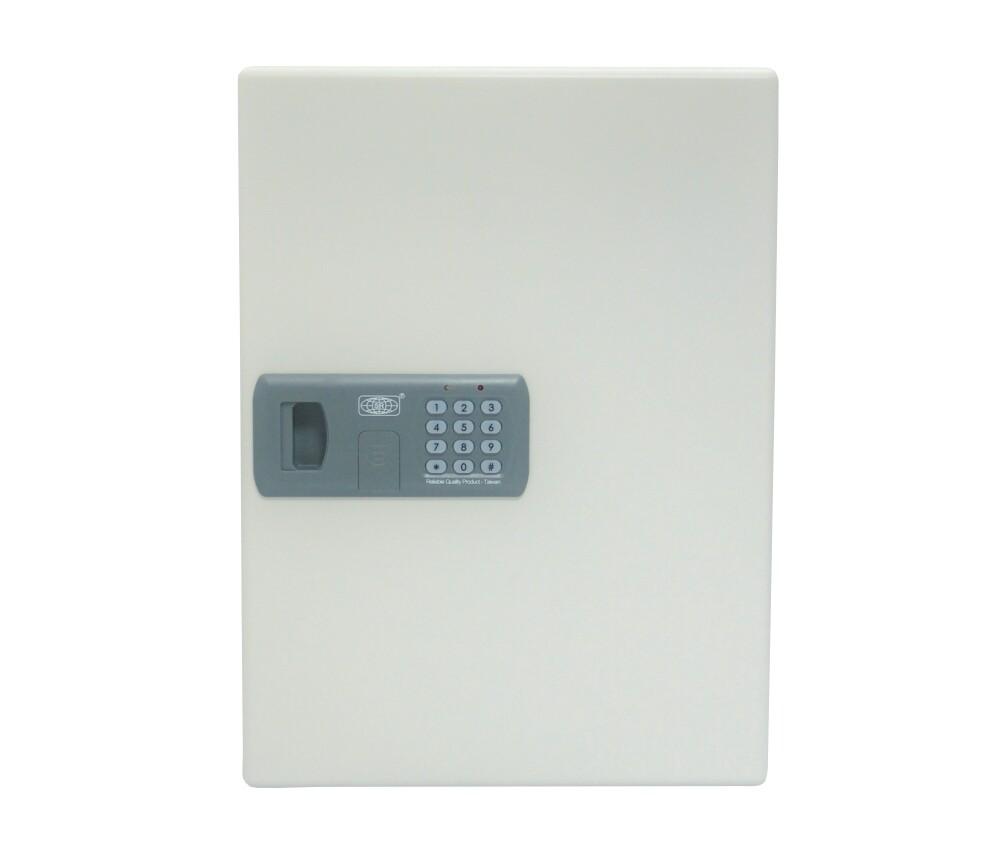台灣金庫王 電子密碼鑰匙防盜安全保管箱 dkb-80