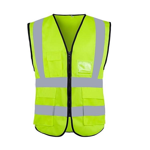 反光背心 施工熒光環衛工人交通安全夜光衣服外套夜間騎行定制 - 風尚3C