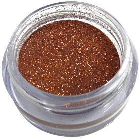 Eye Kandy Sprinkles Eye & Body Glitter Sizzlin Cinnamon (Dark Copper) SF