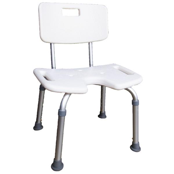 杏華 鋁製洗澡椅(有背) 9060【醫康生活家】
