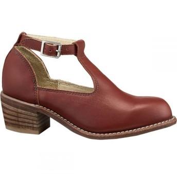 レッドウィング Red Wing Heritage レディース シューズ・靴 Ida Shoe Colorado Atanado Leather