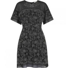ホイッスルズ Whistles レディース ワンピース ワンピース・ドレス Avril Lace Dress Multi-Coloured