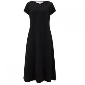 ヌガーロンドン Nougat レディース ワンピース ワンピース・ドレス Madrid Split Front Dress Black
