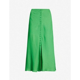 ホイッスルズ WHISTLES レディース ひざ丈スカート スカート Polka dot crepe midi skirt Multi-coloured