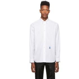 ポールスミス Paul Smith メンズ シャツ トップス White Gents Modern Shirt
