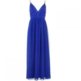 リトル ミストレス Little Mistress レディース ワンピース ワンピース・ドレス Little Strap Lace Dress COBALT