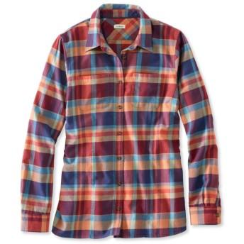 フリーポート・フランネル・シャツ、プラッド/Women's Freeport Flannel Shirt, Plaid