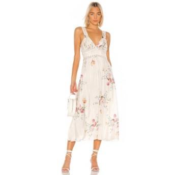 ラブシャックファンシー LoveShackFancy レディース ワンピース ワンピース・ドレス Sabina Dress Natural Cream