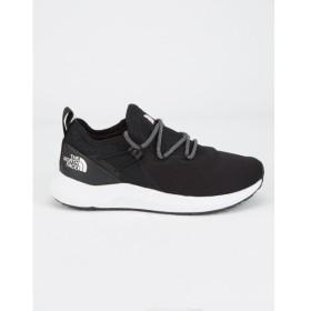 ザ ノースフェイス THE NORTH FACE レディース スニーカー シューズ・靴 Surge Highgate Black Shoes TNF BLACK/TNF WHITE