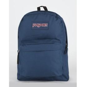 ジャンスポーツ メンズ バックパック・リュック バッグ SuperBreak Backpack NAVY