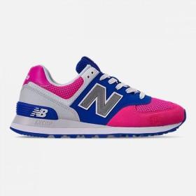 ニューバランス NEW BALANCE レディース スニーカー シューズ・靴 New Balance 574 Casual Shoes Pink/Purple