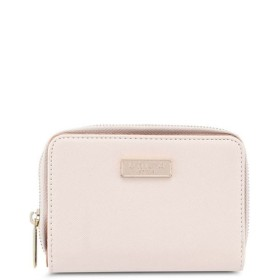 ユニサ Unisa レディース 財布 Saffiano Medium Zip-Up Wallet Beige