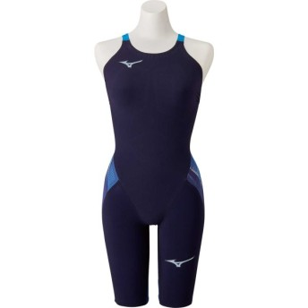 ミズノ(MIZUNO) 競泳用GX・SONIC V MR ハーフスーツ FINA承認 N2MG020220 (Lady's)