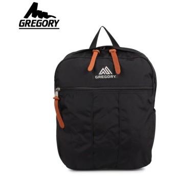 GREGORY グレゴリー クイックパック リュック バッグ バックパック レディース QUICK PACK ブラック 黒 125425-1041