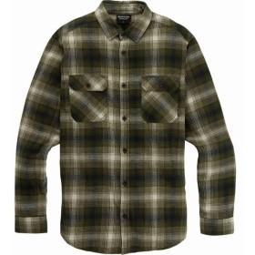 バートン Burton メンズ シャツ フランネルシャツ トップス Brighton Slim Flannel Shirt Keef Bad Hombre Plaid