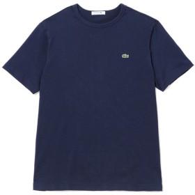 [ラコステ]ベーシッククルーネックTシャツ (半袖) ネイビー M(004)
