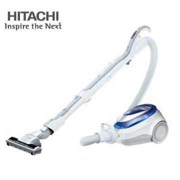 日立HITACHI 免紙袋HEPA 550W吸塵器(CVSJ11T)