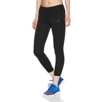adidas(アディダス) adidas RUNW RESPONSE タイツW 品番:FWB28 カラー:ブラック/ブラック(DX1309) サイズ:J/M