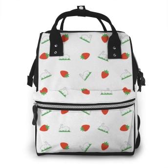 マザーズバッグ リュック 大容量 ポケット付き 多機能 ベビー用品収納 バッグ 通勤 旅行 出産準備 出産祝いなど用 イースター28